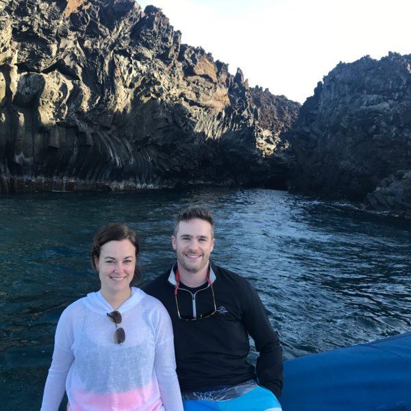 On a Boat Hawaii