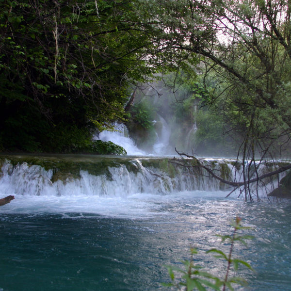 Croatia Plitvica Lakes